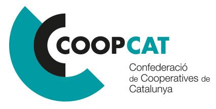 Logo CoopCat Confederació de Cooperatives de Catalunya